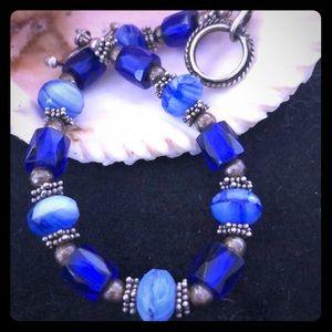 Jewelry - Authentic Handmade 🧜♀️ toggle bracelet